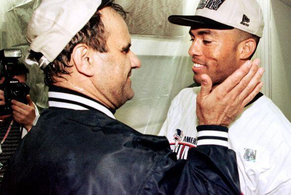 El mejor cerrador de Grandes Ligas, el panameño Mariano Rivera, c...