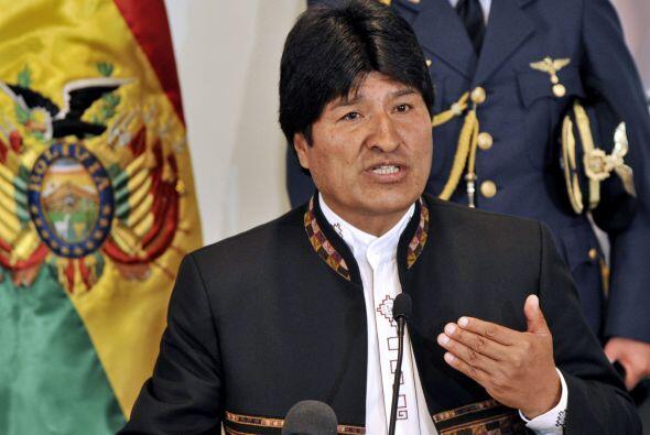 Evo Morales asegura que analizará la solicitud de asilo de Snowden. El a...