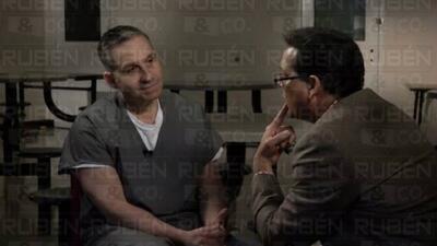 Jorge de Castro Font se confiesa con Rubén Sánchez Parte I