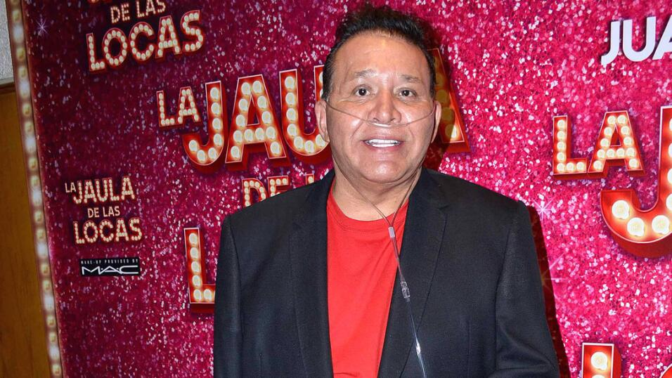 Tony Flores, actor y comediante mexicano.