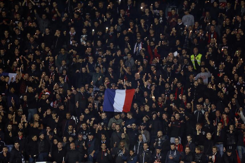 Francia a una semana de los ataques