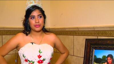 Televidentes de Noticias 23 le cumplen el sueño a una joven de celebrar sus 15 años