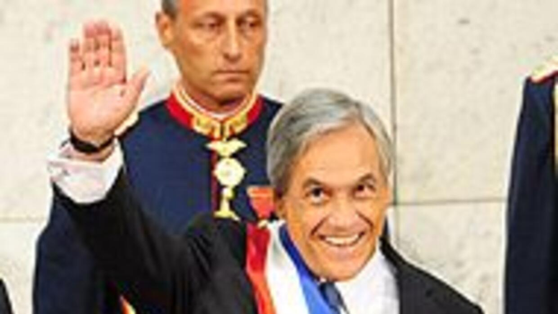 Piñera asume mandato en Chile en medio de terremoto de 7.2 grados 0aa06c...