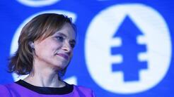 Goic es senadora y líder de la Democracia Cristiana chilena.