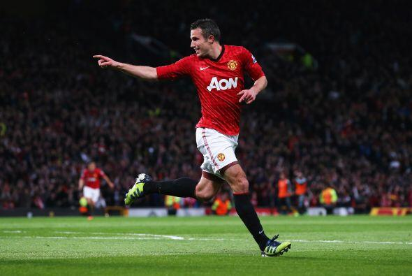 El propio jugador número 20 del United era el autor de esta tercera diana.