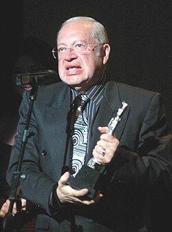 El actor se consagró con personajes como el de 'Gordolfo Gelatino'.