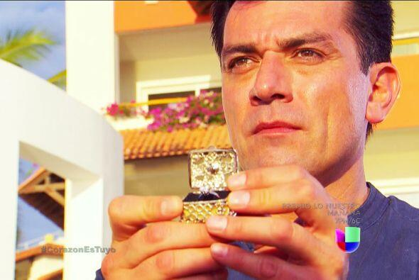 ¡Fernando se quiere casar contigo! ¿Qué le dirás?