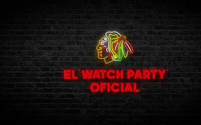 Blackhawks Watch Party 1