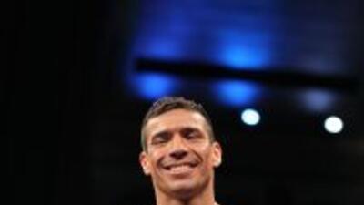 Sergio Martínez elevó su status de campeón.