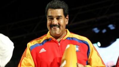 """El presidente de Venezuela afirmó que Hugo Chávez igual que Cristo """"vino..."""
