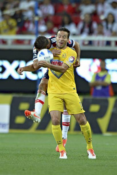 Sus goles cayeron a los minutos 9 y 14 del primer tiempo, salió de cambi...
