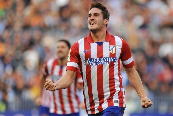 El Atlético de Madrid, una de las grandes sensaciones de 2013 en el fútb...
