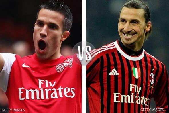 Uno de los choques más esperados es el que tiene al Arsenal y al Milan.