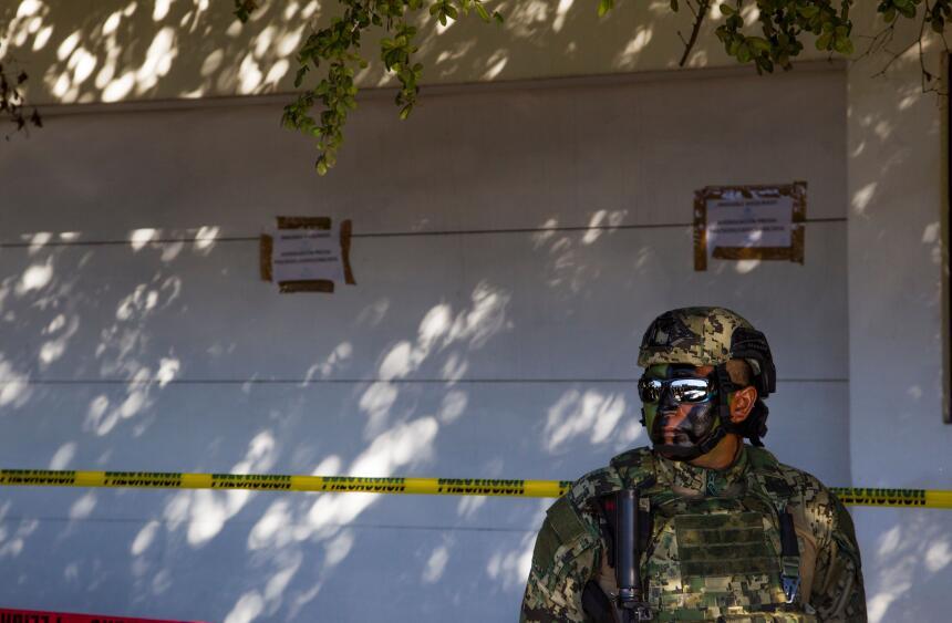 Inmuebles de El Chapo en Los Mochis