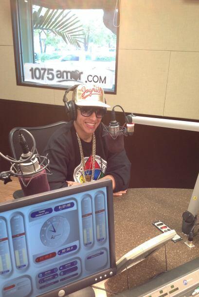 Daddy Yankee compartió con Javier Romero su musica y nos hablo de sus pl...