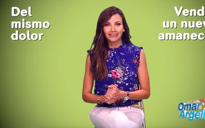 Argelia Atilano te invita a aprender de tus tropiezos