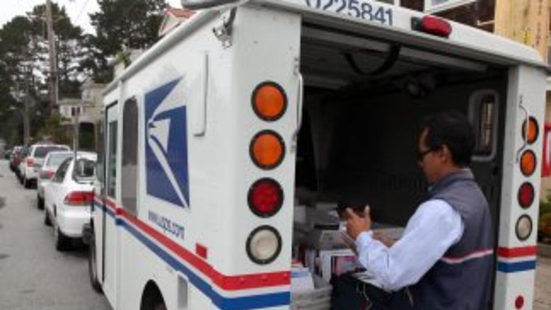 La Oficina Postal de Estados Unidos está cerca de la bancarrota si no ar...