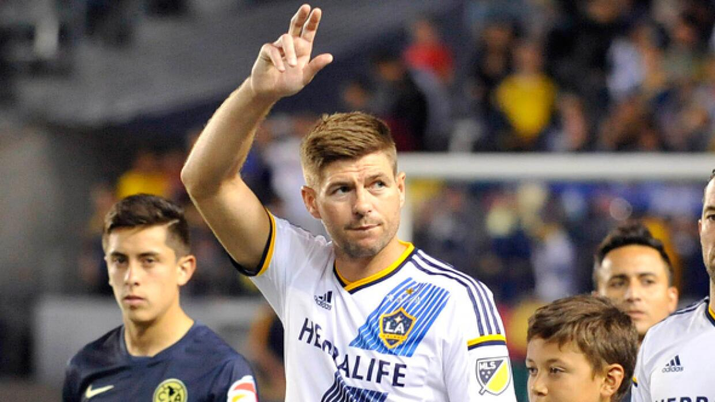 Steven Gerrard, LA Galaxy