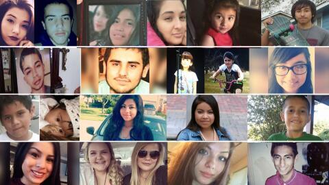 Las muertes de menores que más conmovieron a la comunidad de Hous...