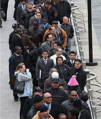 El desempleo superó el 10%En octubre el índice de desemple...
