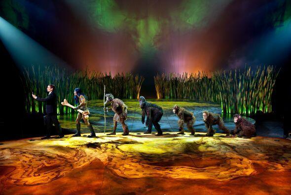 Este otoño, Cirque du Soleil regresa al área metropolitana de Los Angele...