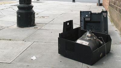 reciclar la tecnologu00eda domu00e9stica y a darle una nueva oportunidad...