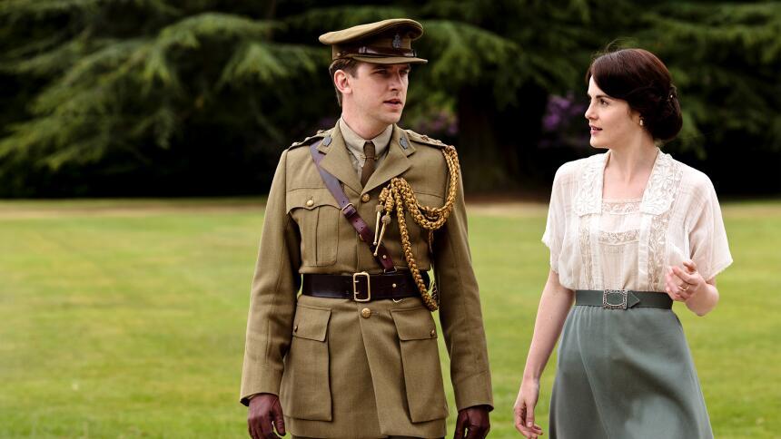 Exhibición Downton Abbey