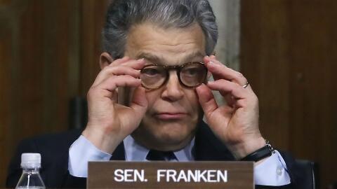 Una presentadora de televisión acusó al senador por Minnes...