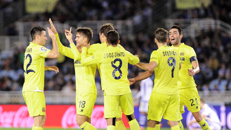 Real Sociedad vs. Villarreal