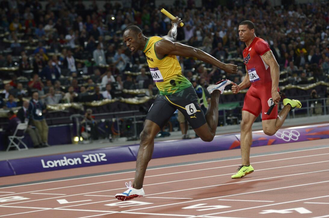 Vida Usain Bolt