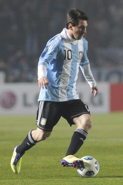 Todas las críticas en argentina can sobre Lionel Messi.