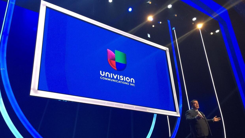 Presentación de la  programación de Univision para la temp...