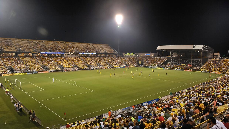 Columbus, Ohio soccer stadium