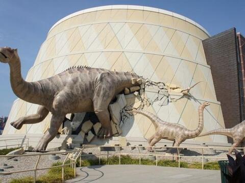 MUSEO DE LOS NI'OS DE INDIANÁPOLIS - Con 472.900 pies cuadrados y...