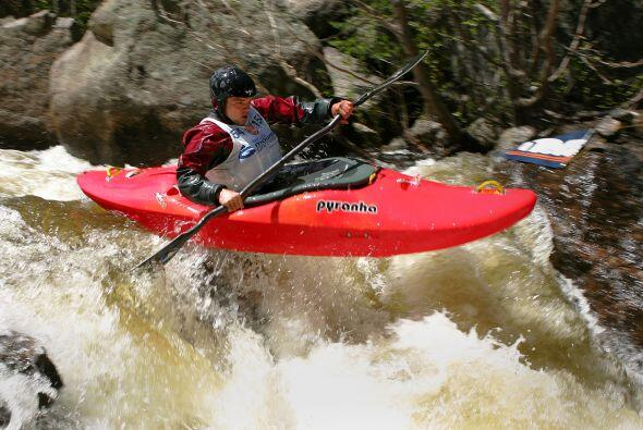 Jared Seiler de Gladwyne, Pennsylvania compite en el Campeonato de Steep...