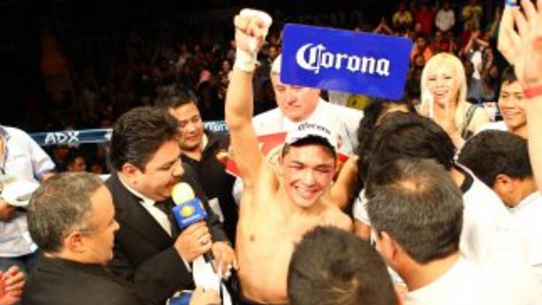 'Goofy' Montes venció al 'Ceviche' Ibarra por decisión unánime (Foto: HG...