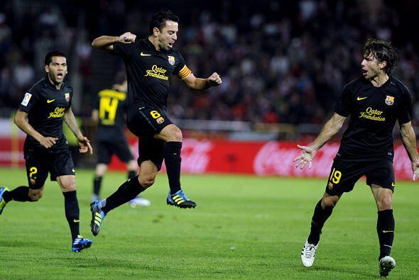 Fecha 10: Tras el anterior empate, el Barcelona tenía que volver al cami...