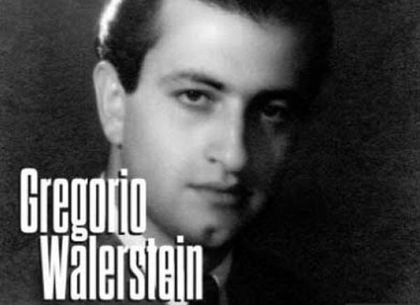 Gregorio Walerstein.