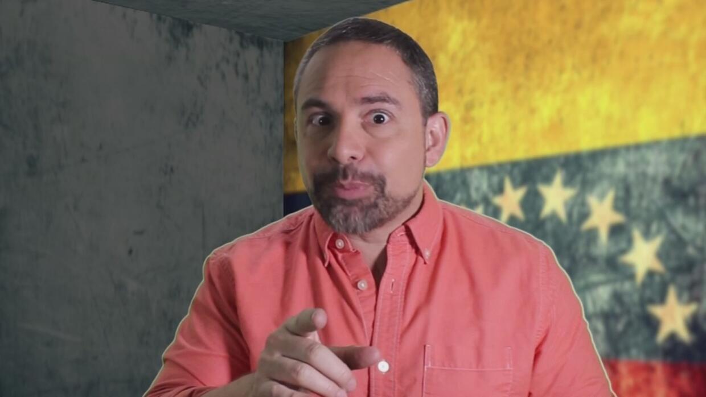 Lo que duele de Venezuela: el tan tan de César Muñoz