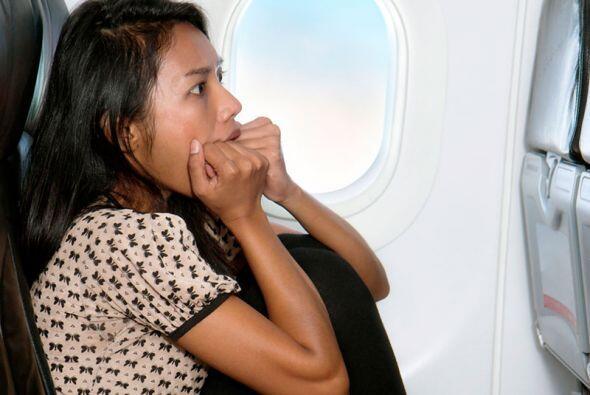 En ese caso no te angusties si tienes que volar pensando que tu avión va...
