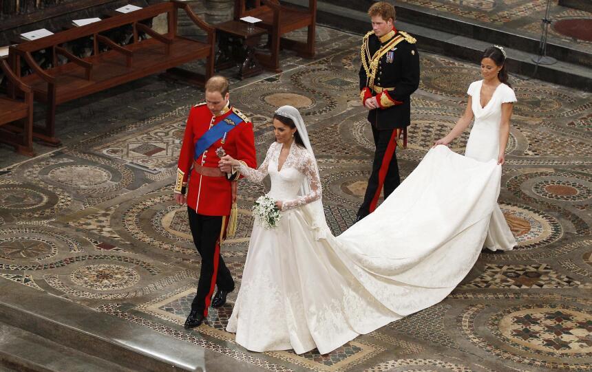 Así podría robarle Kate Middleton la boda a Pippa GettyImages-157652118.jpg