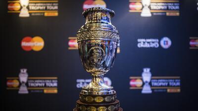 En Sudamérica se habló que México podría albergar la Copa América Centen...