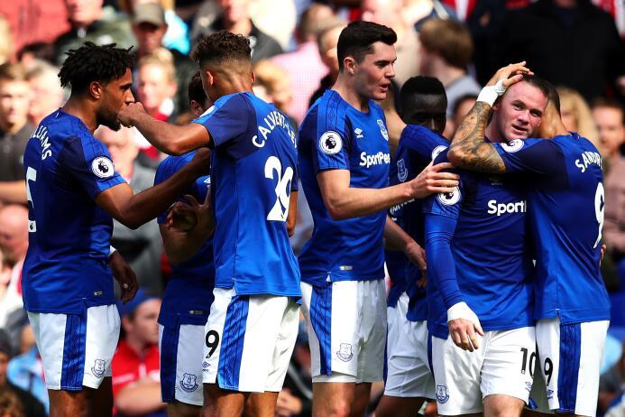12. Everton F.C. (Inglaterra): 348 millones de euros