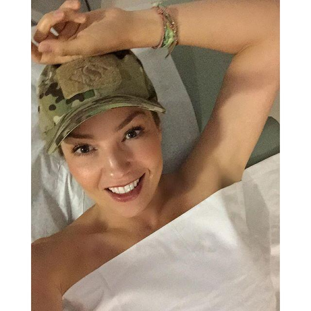 Thalía se hace mastografía