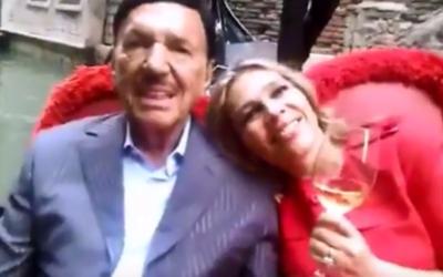 Lorena Tassinari conoció a Roberto González Barrera en un...
