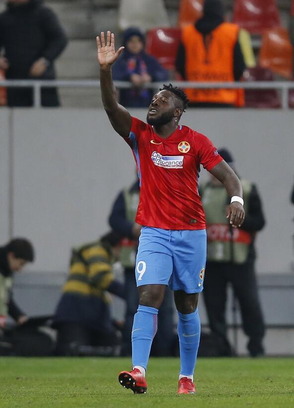 Steaua Bucarest 1-0 Lazio: aprovechando su localía, el equipo rumano pud...