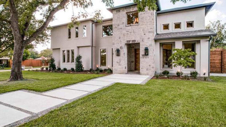 Casa de JJ Barea en Dallas