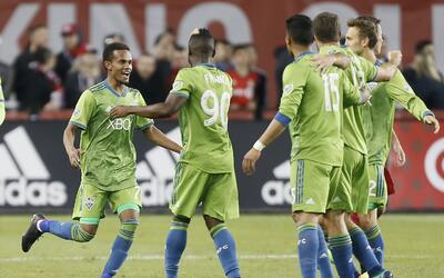 Seattle Sounders regresa a casa con una victoria que lo fortalece de car...