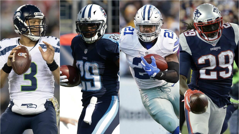 Top 10 Figuras Semana 10 NFL