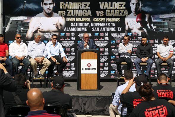 Valdez y Ramírez son dos de las promesas má sinteresantes que tiene el p...